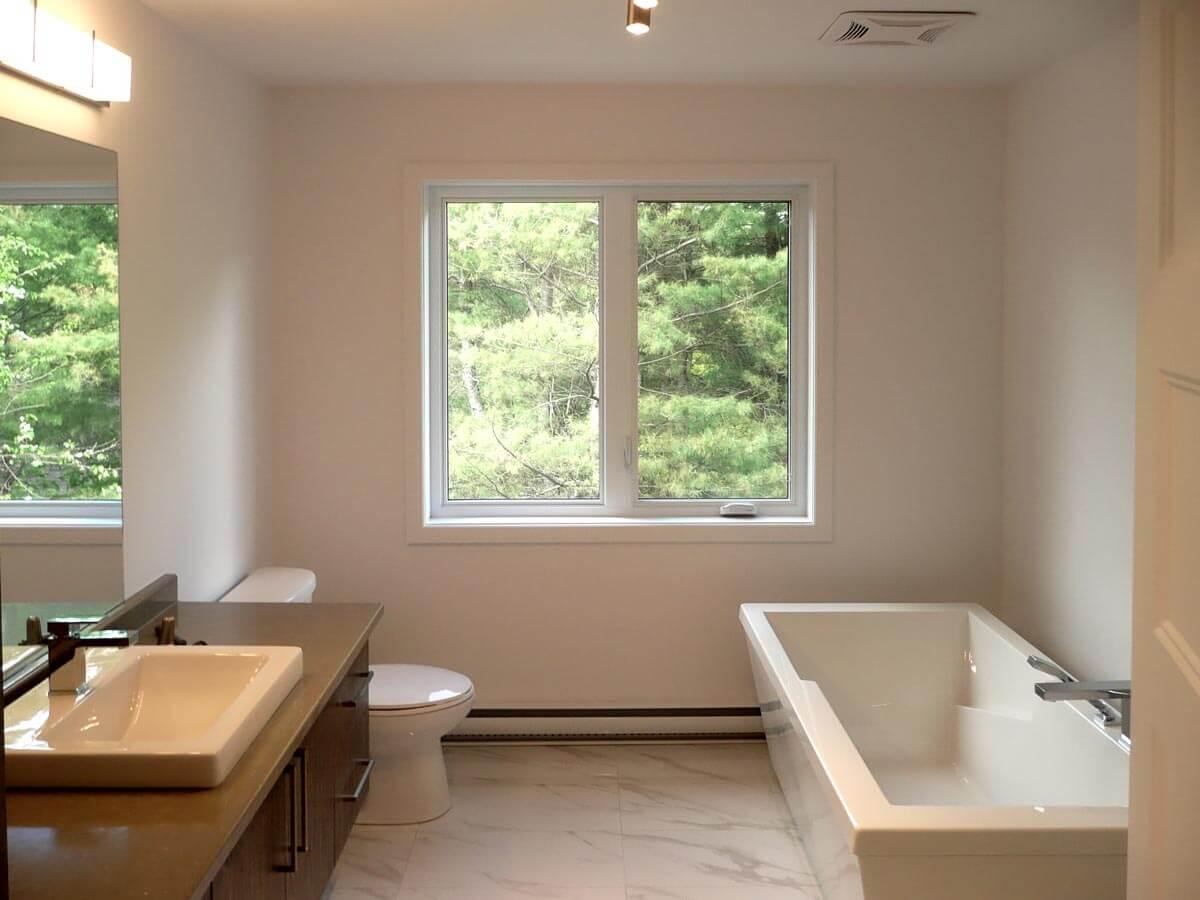 Lexam Construction neuve Salle de bain