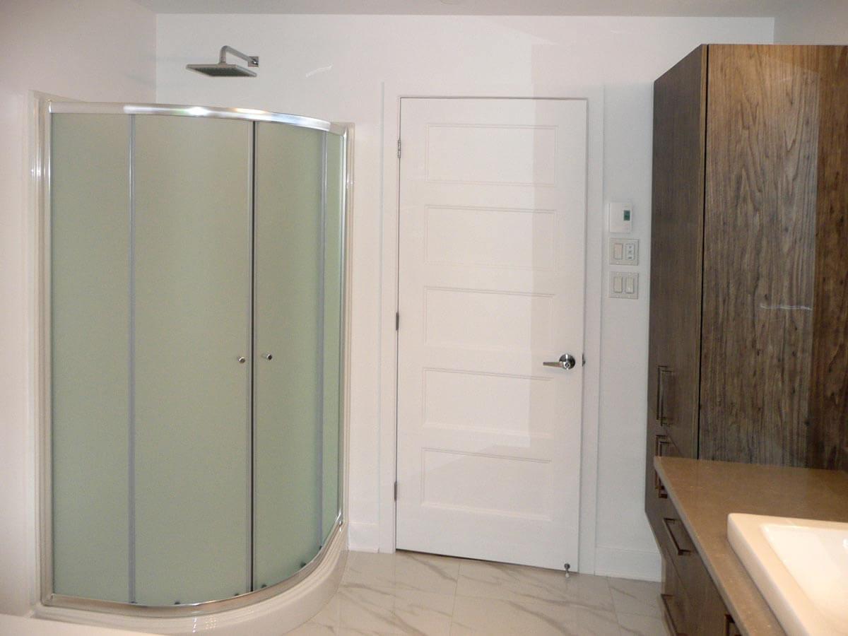 Construction neuve Salle de bain